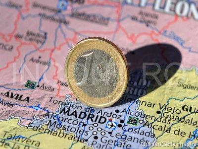 S P: Investitorii sa vanda actiunile de la companii din Spania. A patra putere a Europei va avea nevoie de 280 mld. euro, zona euro are doar 260