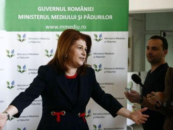 Ministrul Mediului: Guvernul va aproba desecretizarea contractelor cu Rosia Montana Gold Corporation