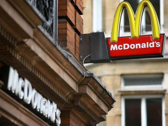 Meniul Olimpic  face furori la Londra. Cu ce vine nou McDonald s pentru JO 2012 FOTO