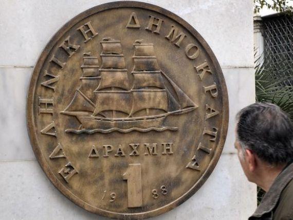 Lider german:  Grecii sa se pregateasca sa-si plateasca salariile si pensiile in drahme
