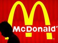 Criza loveste si restaurantele cu cea mai ieftina mancare. McDonald's raporteaza un profit sub asteptari