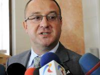 Sorin Blejnar isi petrece vacanta in Romania. Judecatorii au pastrat interdictia de a parasi tara pentru fostul sef al ANAF