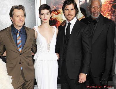 The Dark Knight Rises , filmul 2D cu cele mai mari incasari din istorie, in ciuda masacrului din Colorado