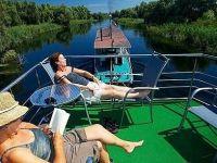 Seceta dauneaza grav si turismului. Cum pierde Romania 3 mil. euro din cauza scaderii nivelului Dunarii