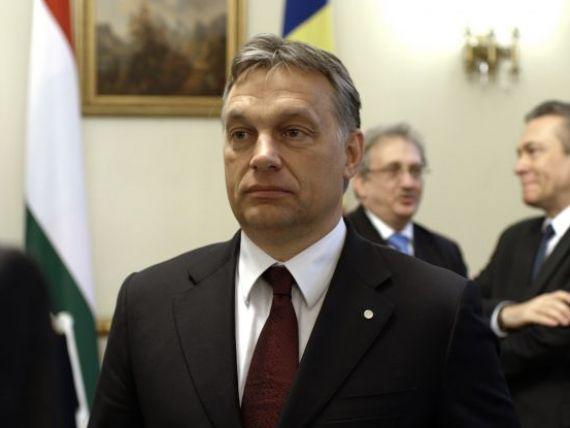 Premierul Ungariei cere, din Romania, liderilor UE sa salveze Europa Centrala si de Est.  Criza este mai profunda decat se vede