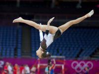 Jocurile Olimpice Londra 2012: Echipa feminina de gimnastica a Romaniei a castigat medalia de bronz