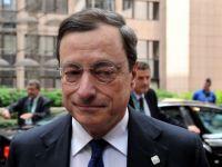 Declaratia care a speriat bursele. Ii apartine sefului BCE, Mario Draghi