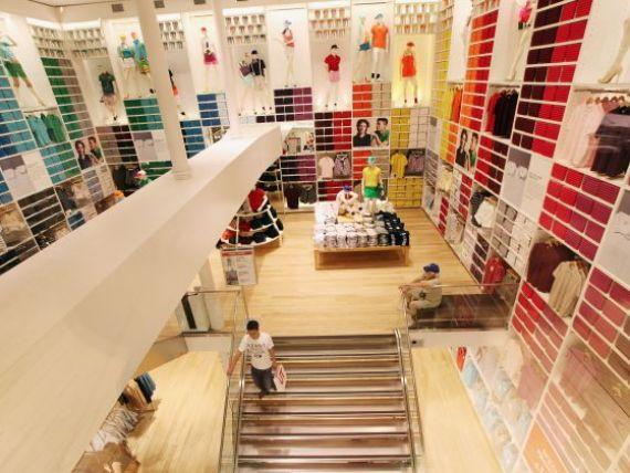 Retailul din Romania a inregistrat in iunie a treia mare scadere din UE