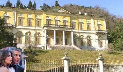 George Clooney isi vinde casa de vacanta din Italia. Interesat de achizitie e cel mai bine platit actor de la Hollywood