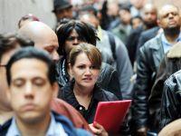 Nu doar europenii duc lipsa de joburi. Somajul a atins in SUA cel mai ridicat nivel din ultimele 5 luni