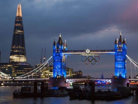 Trio-ul care atrage toate privirile la Jocurile Olimpice. Cel mai puternic brand al Marii Britanii  vinde  Regatul in toata lumea