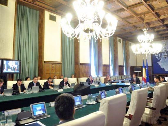 Ponta cere ministrilor sa nu vorbeasca despre negocierile cu FMI.  Nu discuta nimeni de capul lui
