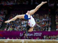 Extaz si agonie la JO. Gimnasta Catalina Ponor a pierdut medalia de bronz la barna, dupa contestatia facuta de SUA