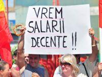 Criza din zona euro si-a pus amprenta asupra salariilor. Sindicatele, zero influenta in deciziile luate pe piata muncii