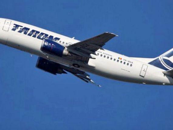 Tarom isi ia zborul spre Orientul Mijlociu sau Asia. Guvernul vrea sa vanda pachetul majoritar la operatorul aerian de stat