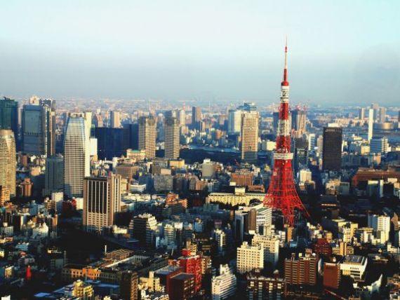 Un alt gigant al lumii se opreste din crestere. PIB-ul Japoniei a scazut in semestrul I