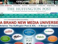 Site-ul american Huffington Post isi lanseaza, luni, propriul post de televiziune online