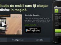Mediafax Group lanseaza Go Listen, prima aplicatie Android care le citeste utilizatorilor stirile
