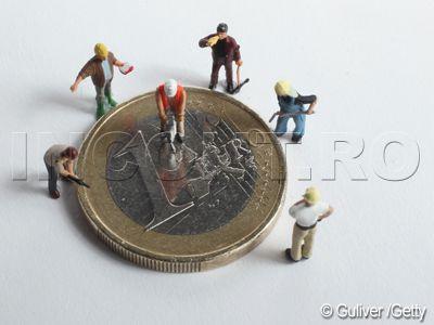 Bancile din Spania au imprumutat, in iulie, de la BCE sume record