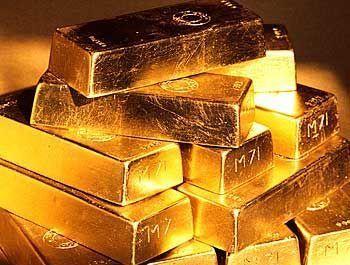 Marirea si decaderea aurului in una dintre tarile cu cele mai bogate rezerve.  Parca sunt sapte caini pe un os