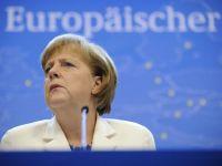 """Merkel nu renunta la austeritate: """"Disciplina este solutia pentru euro. Canada trebuie luata ca exemplu"""""""