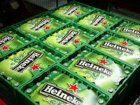 Olandezii de la Heineken au vandut mai multa bere in semestrul I, dar au inregistrat profit in pierdere