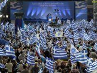 """Premierul elen: """"O iesire a Greciei din zona euro ar fi dramatica pentru intreaga Europa. Lasati-ne sa ne tragem sufletul"""""""