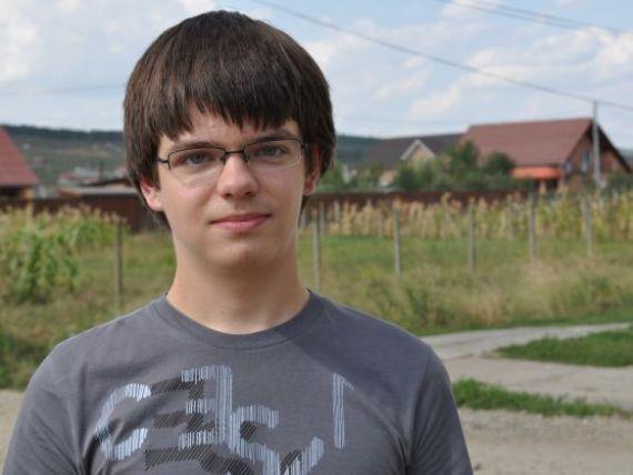 Cine este Rares Buhai,  copilul de aur al informaticii . Invata cinci ore pe zi si vrea sa munceasca in Romania