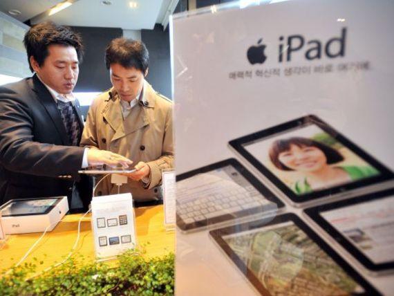 Apple si Samsung culeg  roadele  razboiului pe 4 continente. Gigantul sud-coreean, interzis in tara de origine. Replica amuzanta a americanilor