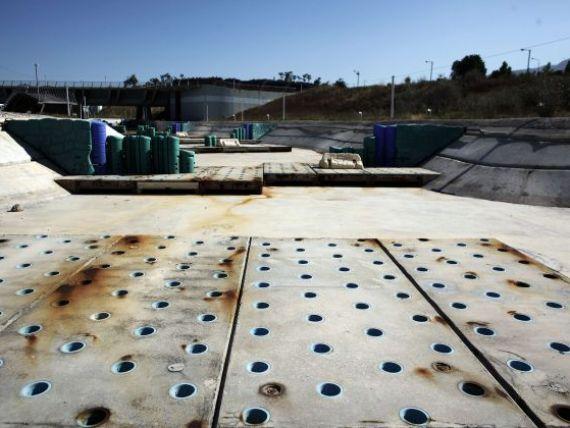 Arenele abandonate dupa Jocurile Olimpice din 2004. Imaginea dezolanta a investitiilor de miliarde de euro din Atena GALERIE FOTO