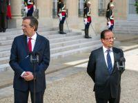 "Presedintele francez catre premierul grec: ""Atena inca trebuie sa isi demonstreze credibilitatea"""