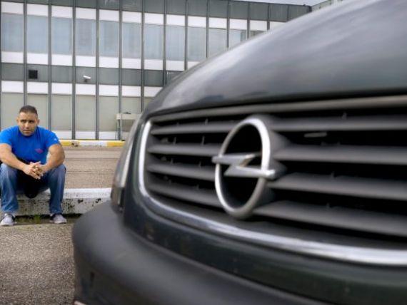 Lovitura pe piata germana. Opel se pregateste sa concedieze o treime din angajati