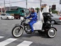 Carburantul gratuit si inepuizabil. A fost lansata motocicleta care functioneaza pe baza de excremente GALERIE FOTO