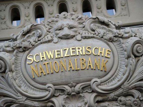 Elvetia acumuleaza cu o viteza uimitoare rezerve monetare: a ajuns la 365 miliarde de franci elvetieni