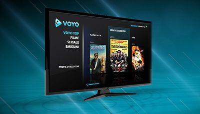 Voyo.ro ndash; acum si pe Smart TV. Sute de filme la noi dimensiuni, totul pe cat de simplu, pe atat de smart