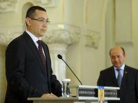 Intrarea in Schengen si absorbtia fondurilor UE, obiectivele pentru care Ponta este dispus sa colaboreze cu Basescu