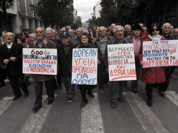 Ultima solutie pentru depasirea crizei. Grecii ar putea munci 6 zile pe saptamana