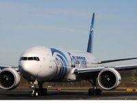 Compania aeriana nationala Egyptair suspenda toate zborurile internationale timp de 12 ore