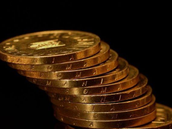 BNR pune in circulatie o moneda de aur, la pretul de 1.900 de lei