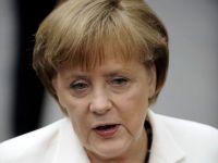 Angela Merkel: Iesirea Greciei din zona euro ar avea acelasi efect de domino ca falimentul Lehman Brothers. Sa gasim rapid solutii