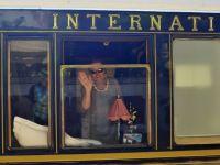 """Turistii instariti care au calatorit cu Orient Express, despre Bucuresti: """"Un oras frumos, dar cu multe cladiri in ruina"""""""