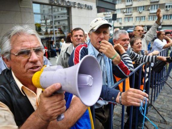 Numarul pensionarilor a scazut la 5,5 milioane in trimestrul II