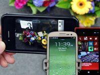 FOTOGRAFIA ZILEI. Ce ar face Apple, Nokia si Samsung in clasa, daca ar fi elevi de liceu