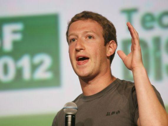 Mark Zuckerberg recunoaste greseala care ar fi putut ingropa Facebook:  Este dureros