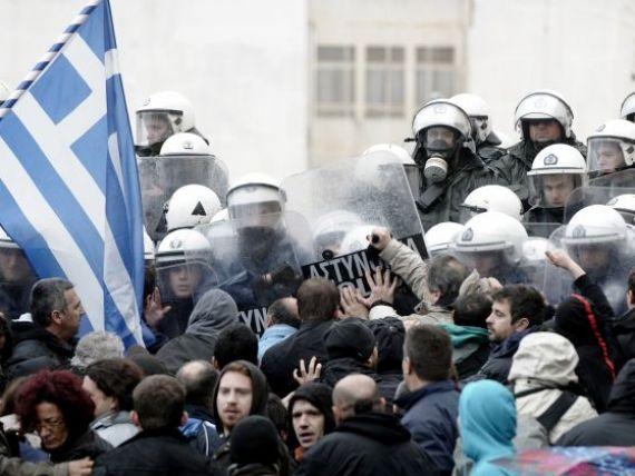 Grecia, paralizata pentru o zi. Sindicatele organizeaza greva generala pe 26 septembrie, din cauza austeritatii