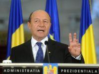 Presedintele Basescu sustine uniunea bancara din UE, cerand sa se aplice tuturor statelor membre