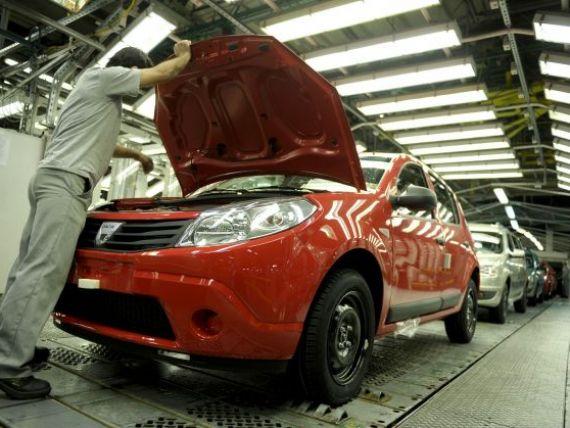 Inmatricularile de masini noi s-au prabusit in august. Renault, Dacia si Ford au inregistrat cele mai abrupte scaderi