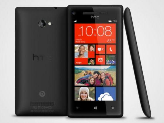 HTC a lansat cel MAI TARE telefon cu Windows. HTC Windows Phone 8X  vine cu Beats Audio si Windows Phone 8