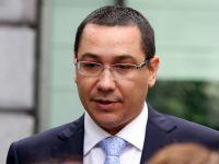Ponta discuta cu directorul Serviciului de Informatii Externe despre situatia de la Oltchim