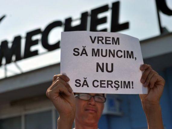 Grupul metalurgic rus Mechel se retrage din Romania. Scoate la vanzare 4 combinate, pentru 150 mil. dolari